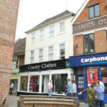 Town Centre Investment, shop & maisonette, High Street, Reigate